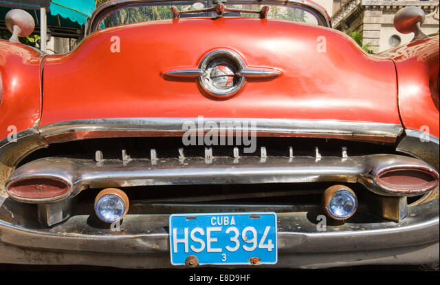 Classic Car Handcross