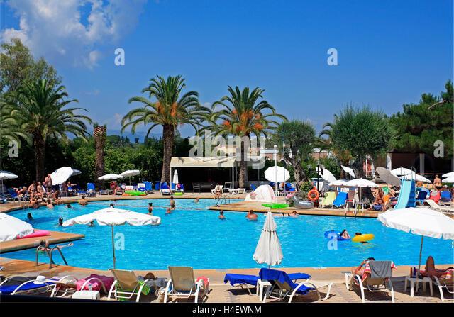 Ionian Park Hotel Gouvia Corfu Greece