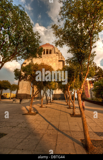 Picture taken in Mexico City, Mexico - Stock Image