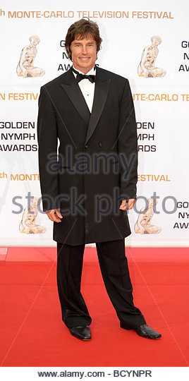 ron moss, montecarlo 2009, television festival - Stock Image