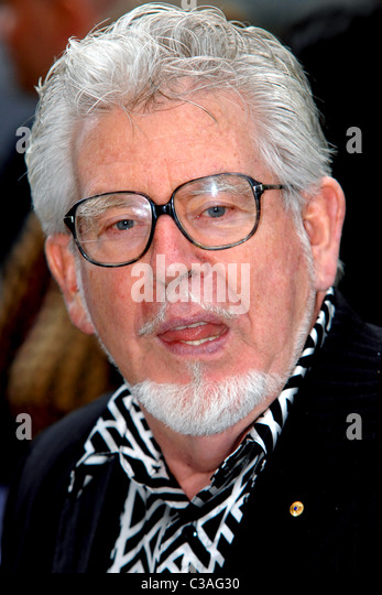 Rolf Harris 2009 Ivor Novello Awards held at the Grosvenor House London, England - 21.05.09 Vince Maher/ - Stock Image