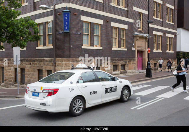 how to call taxi in sydney