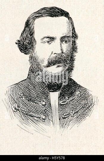 József baron Eötvös de Vásárosnamény, 1813 – 1871.  Hungarian writer and statesman. - Stock Image