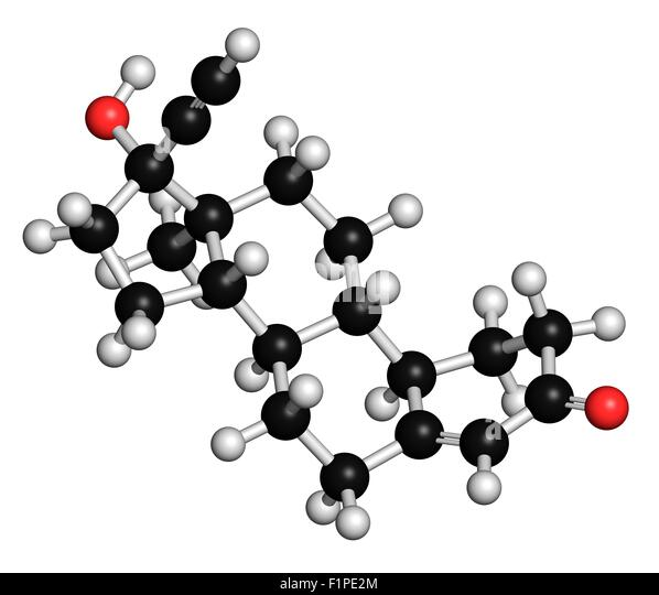 functions of norethindrone Norethindrone is a synthetic progestational hormone with actions similar to those  of progesterone but functioning as a more potent inhibitor of ovulation.