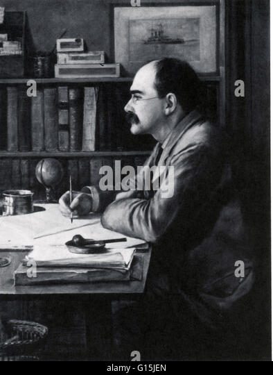 joseph rudyard kipling essay Joseph rudyard kipling as a poet of empire was appropriately born in  and  kipling is that the quote comes from an essay written by george.