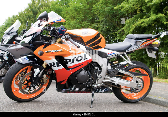 honda cbr repsol and lady
