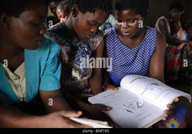 Adult class literacy