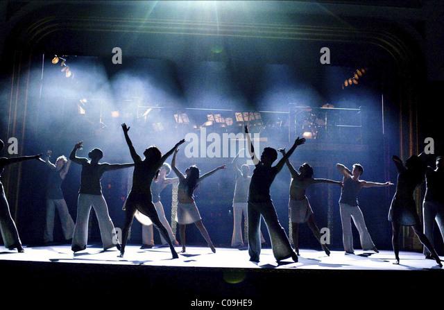 DANCE SCENE FAME (2009) - Stock Image