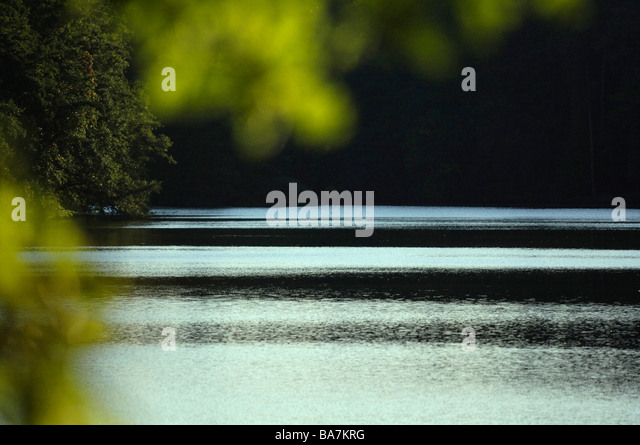 Castle Konopiste, Lake, Czech Republic - Stock-Bilder