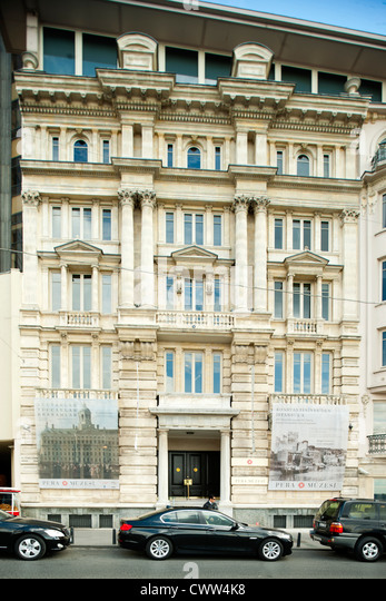 Pera Museum Istanbul Stock Photos & Pera Museum Istanbul Stock Images - A...