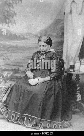 Mary Seacole - Stock Image