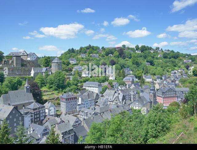 Monschau germany stock photos monschau germany stock for Eifel germany hotels