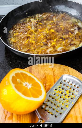 Jam preparation