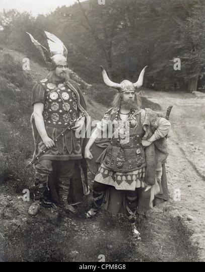 'The Hermann Battle', 1922 - Stock Image