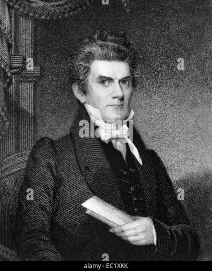 A Biography of John Caldwell Calhoun (1782-1850)