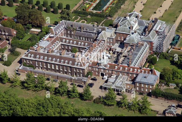 Kensington Palace Gardens Stock Photos Kensington Palace