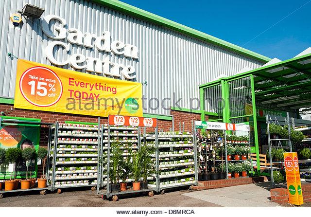 garden center uk stock photos garden center uk stock. Black Bedroom Furniture Sets. Home Design Ideas