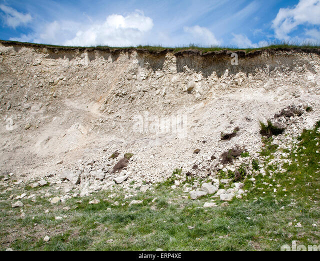 Soil layers stock photos soil layers stock images alamy for Top layer of soil