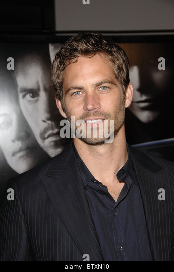 FAST & FURIOUS 4 Premiere - Stock Image