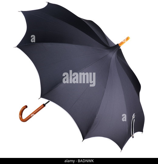 Open Umbrella - Stock Image