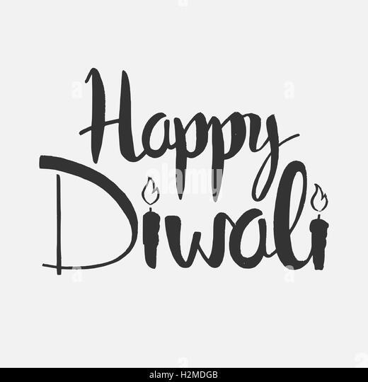 Diwali black and white stock photos images alamy