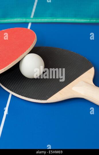 Black Table Tennis Bat Stock Photos Amp Black Table Tennis