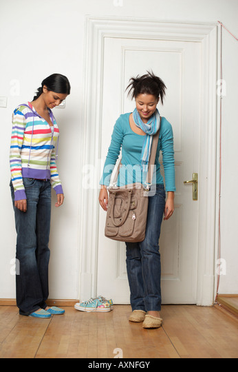 Taking off shoes stock photos taking off shoes stock Taking shoes off in house etiquette