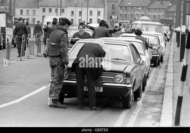 Foyle Road Car Park Derry
