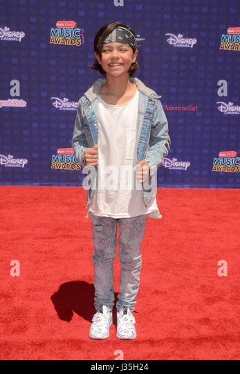 Malachi Barton at arrivals for Radio Disney Music Awards - ARRIVALS, Microsoft Theater, Los Angeles, CA April 29, - Stock-Bilder