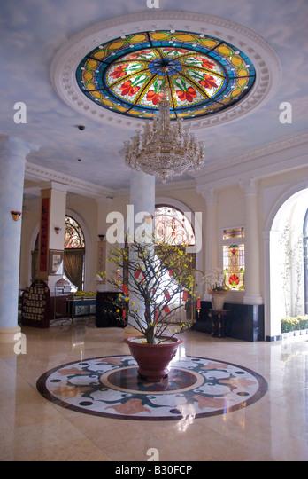 Le Foyer Hotel In Hanoi : Hotel majestic saigon stock photos