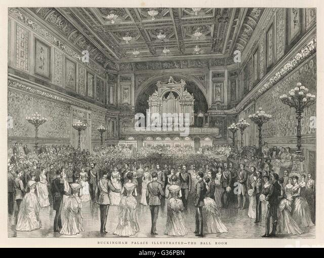 1880s Room Stock Photos amp 1880s Room Stock Images Alamy : a grand social event taking place in the ball room of buckingham palace g36pbn from www.alamy.com size 640 x 509 jpeg 83kB