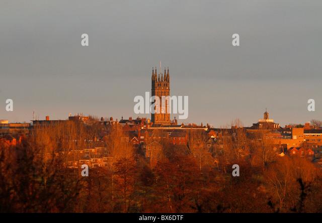 Warwick, Warwickshire, England - Stock Image