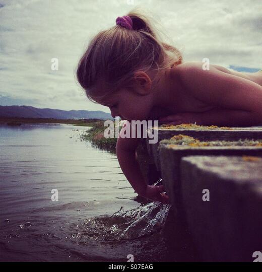Summer Splash - Stock Image