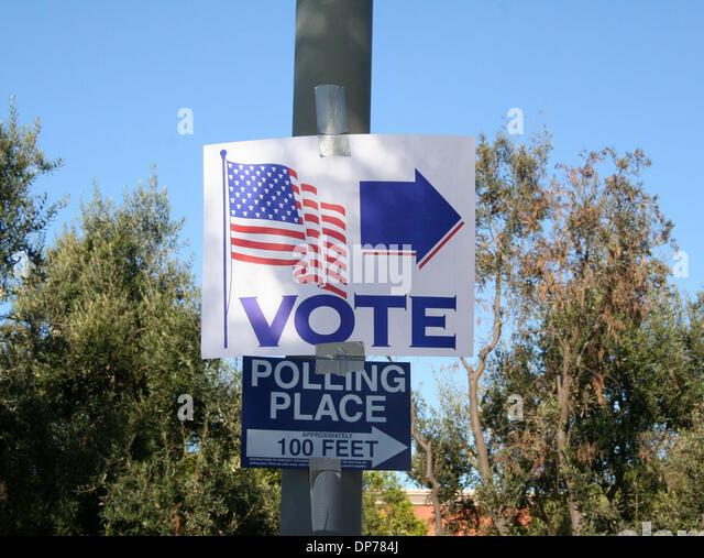 Voting Polls  Newport Beach Ca