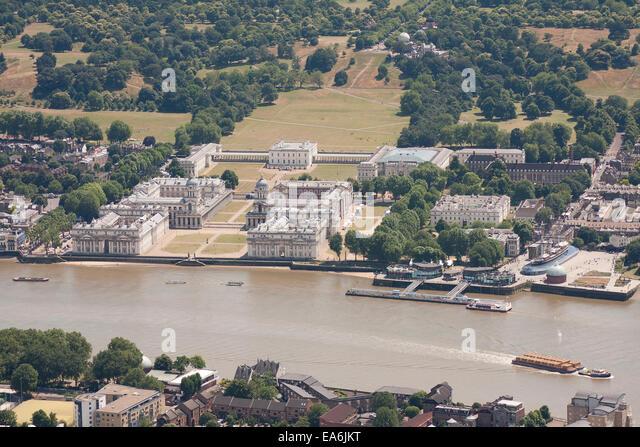 UK, London, Greenwich Maritime Museum - Stock Image