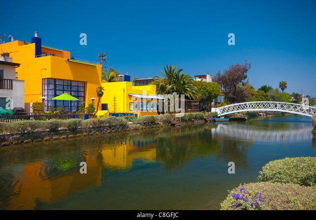 Venice, Los Angeles, California, United States of America - Stock Image