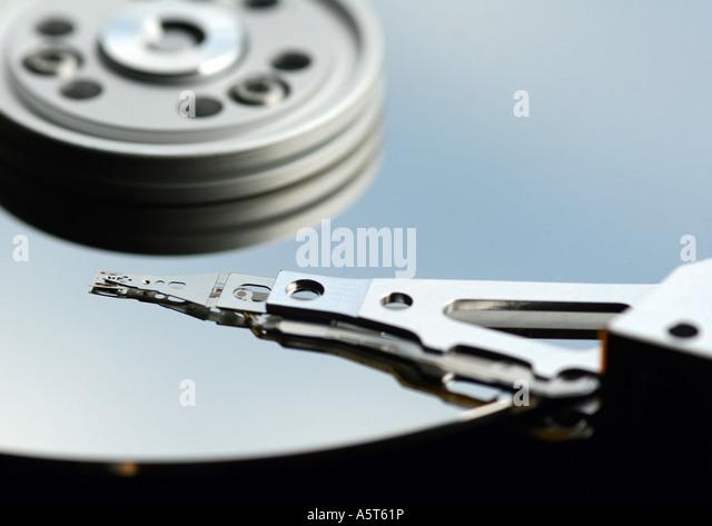 Hard drive - Stock Image