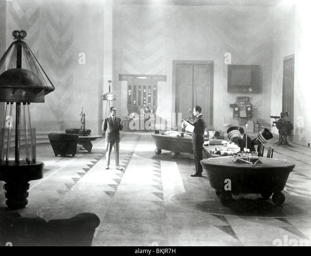 METROPOLIS -1927 ALFRED ABEL - Stock Image