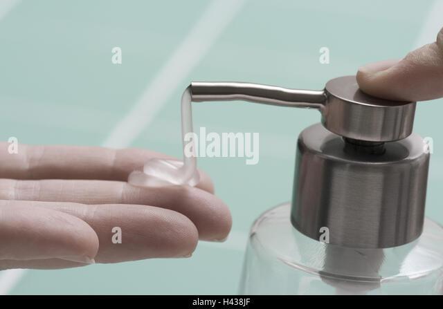 Old Fashioned Shaving Cream Dispenser