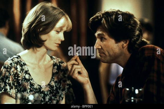 SUZY AMIS & JEFF BRIDGES BLOWN AWAY (1994) - Stock Image