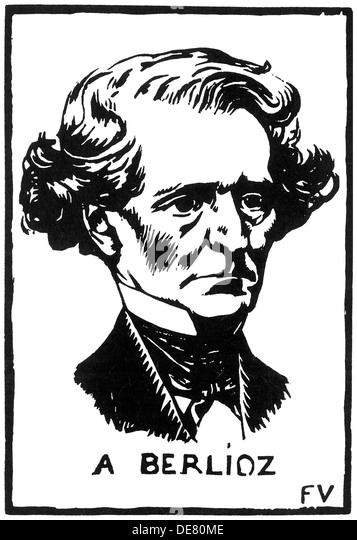 the works and achievements of louis hector berlioz Louis-hector berlioz was a french romantic composer, best known for his  compositions  he specified huge orchestral forces for some of his works, and  conducted several concerts with more than 1,000 musicians he also  in 2003,  the bicentenary of berlioz's birth, his achievements and status were much more  widely.