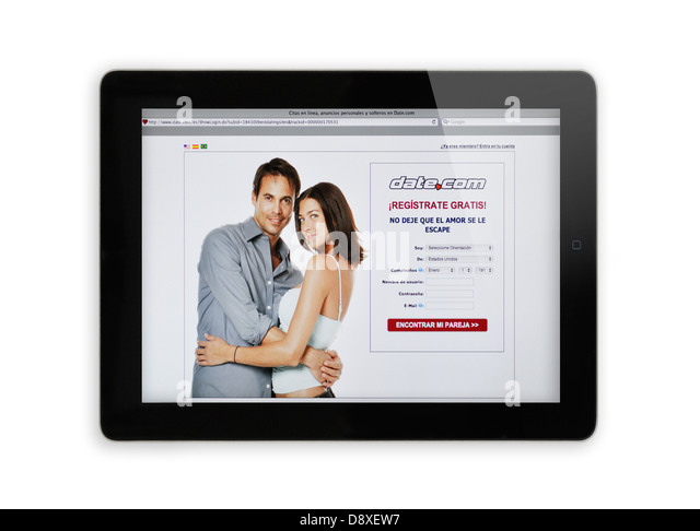 Dating site for ipad