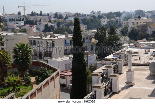 Algiers, Algeria - Stock Image