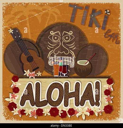 Tiki Style Bar Stock Photos Amp Tiki Style Bar Stock Images
