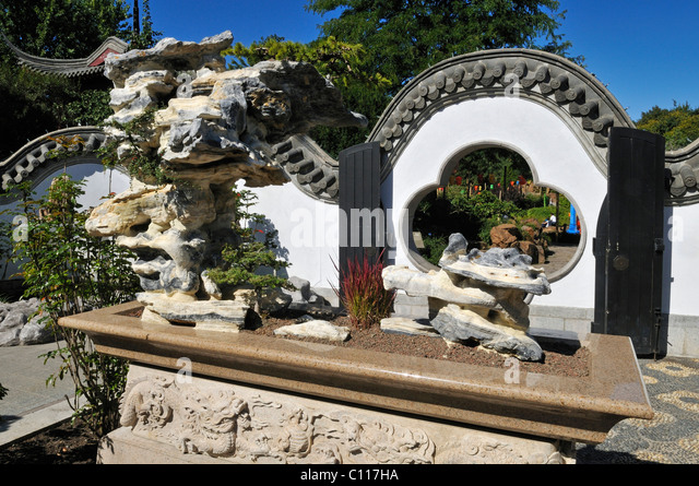 Bonsai collection stock photos bonsai collection stock for Jardin de china