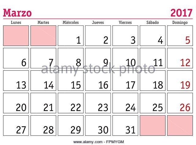 2017 Calendar Stock Photos & 2017 Calendar Stock Images - Alamy