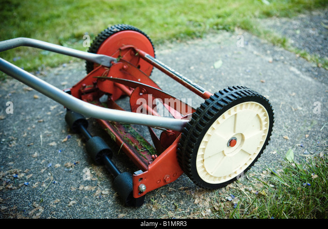 lawn boy push mower manual