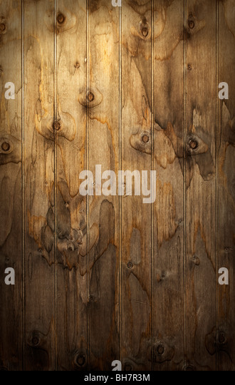 High resolution image of old wooden surface - perfect as a backdrop for people or products - Stock Image