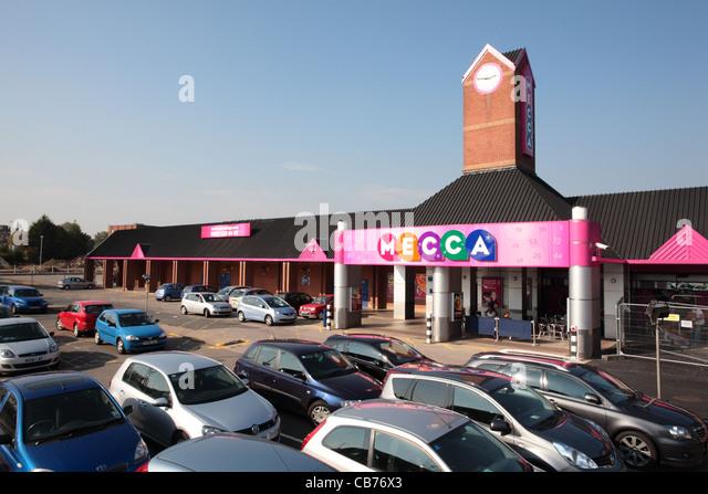 Mecca Bingo Dundee Car Park