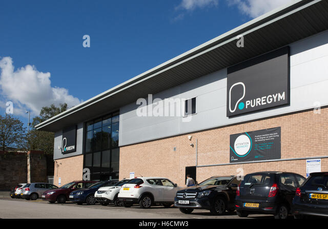 Pure Gym Poole >> Gym Logo Stock Photos & Gym Logo Stock Images - Alamy